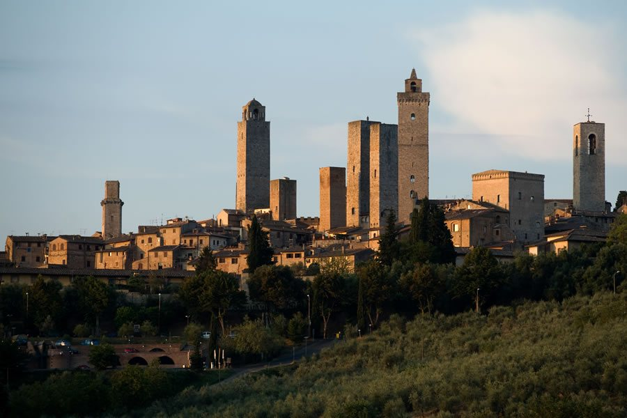 Welcome to San Gimignano, UNESCO Heritage Site