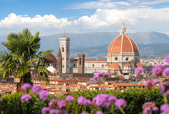 Firenze, scrigno d'arte
