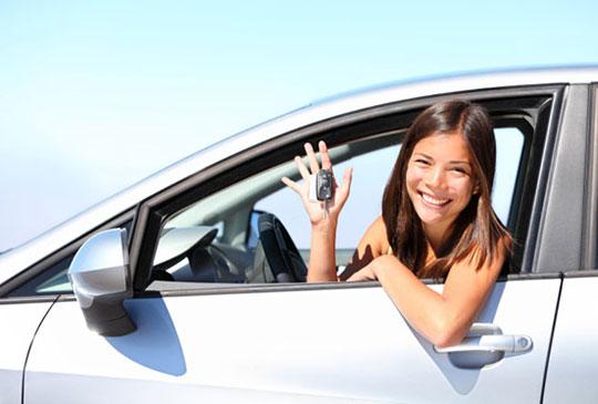 Noleggia la tua auto con noi
