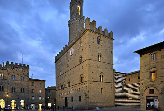 Volterra and its millenary historical heritage