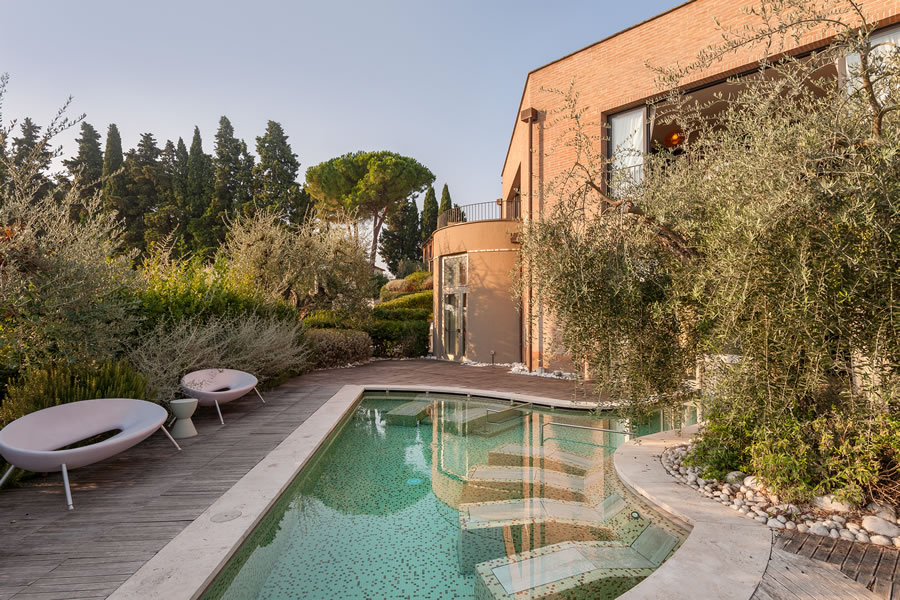Your spa Day among olive groves